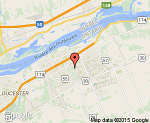 Map location of Queenswood Heights Community Centre